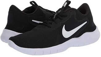 Nike Flex Experience Run 9 (Black/White/Dark Smoke Grey) Men's Running Shoes