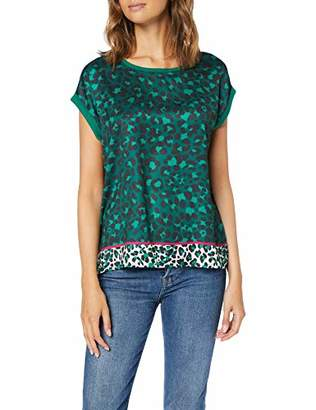 S'Oliver Women's 21.907.32.4674 T-Shirt,8 (Size: )