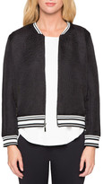 Willow & Clay Athletic Bomber Jacket