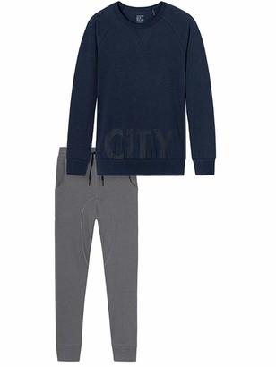 Schiesser Boy's Schlafanzug Lang Pyjama Set