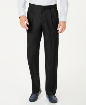 Dockers Classic-Fit Performance Stretch Double-Pleated Dress Pants