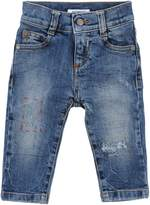 Bikkembergs Denim pants - Item 42601226