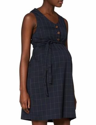Mama Licious Mamalicious Women's Mlcardif S/l Woven Abk Dress