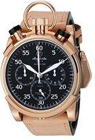 CT Scuderia Men's CS20502 Analog Display Swiss Automatic Brown Watch