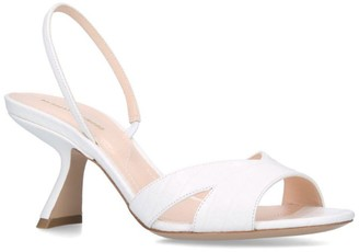 Nicholas Kirkwood Leather Lexi Slingback Sandals 70