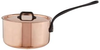Mauviel Copper Saucepan and Lid (20cm)