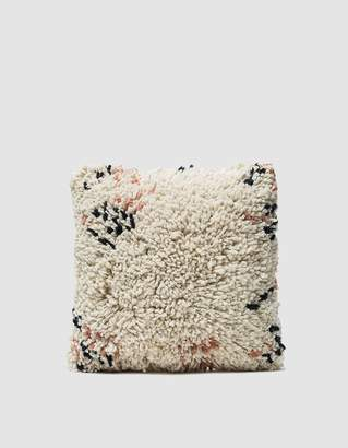 Minna Antigua Shag Pillow 16x16