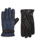 Barbour Men's Acomb Tweed Wool Gloves