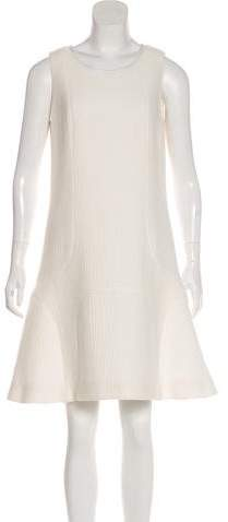 Chanel Sleeveless A-Line Dress