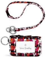 Vera Bradley Breakaway Lanyard & Zip Id