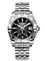 Breitling Galactic Chronograph Automatic Stainless Steel Women's watch A3733012/BA33/376 A