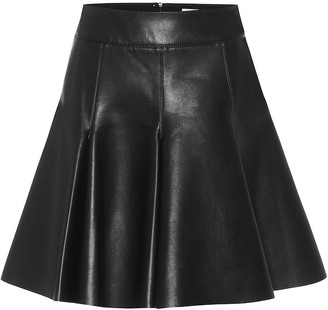 Dorothee Schumacher Second Skin faux-leather miniskirt