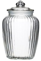 Kitchen Craft Home Made Large Glass Storage Jar, 2.2 Litres - Clear