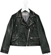 Ermanno Scervino biker jacket