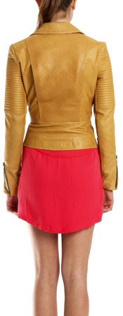 A.L.C. Margaux Jacket in Mustard