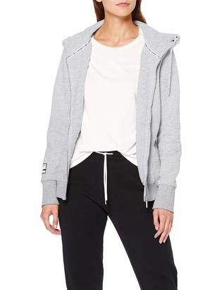 Superdry Women's Track & Field Ziphood Hoodie