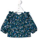 Burberry floral print shirt - kids - Cotton - 18 mth