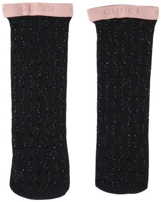 Gucci GG Crystal Socks