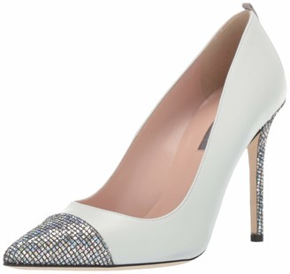 Sarah Jessica Parker Women's Clarice Pointed Cap Toe Dress Pump