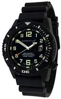 Momentum Men's 'M-50 Collection' Quartz Stainless Steel and Rubber Casual Watch