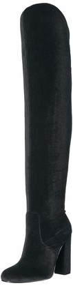 Chinese Laundry Women's Brenda Over The Over The Knee Boot Black 8.5 M US