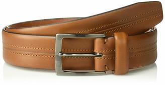 Trafalgar Men's Casual Leather Belt