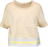 Lemlem Rita striped cotton-jersey top