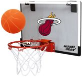 Miami Heat Game On Hoop Set