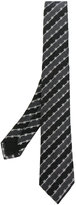 Givenchy barbed wire tie