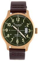 Filson Mackinaw Field Chronograph Watch, 48mm