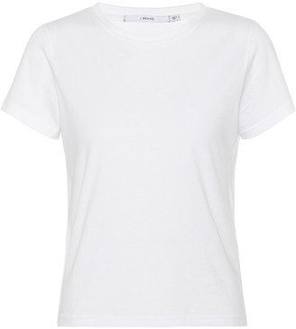 J Brand Cotton crewneck T-shirt