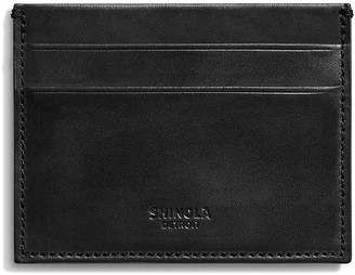Shinola Men's Harness 5-Pocket Card Case