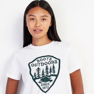 Roots Womens Benton T-shirt