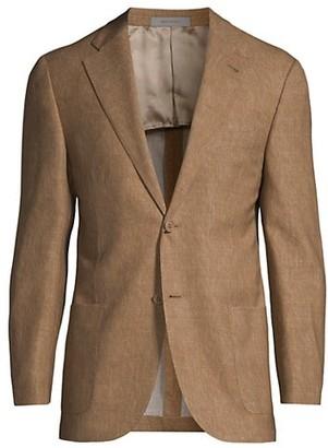 Corneliani Virgin Wool & Silk Blazer