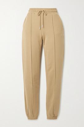 Ninety Percent Net Sustain Boy Fit Organic Cotton-jersey Track Pants