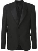 Neil Barrett camouflage jacquard blazer