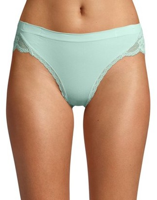 Secret Treasures Women's Bikini Panties, 3-Pack