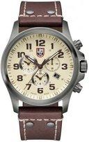 Luminox Men's Atacama Field Day 1947 Leather Swiss Quartz Watch