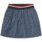 Tommy Hilfiger Paisley Crepe Skirt