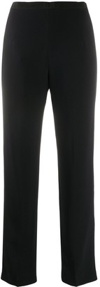 Etro Mid-Rise Slim-Fit Trousers