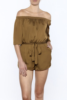 Honey Punch Smooth Move Romper