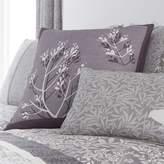 Kaleidoscope Hanworth Charcoal Filled Cushion
