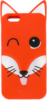 MAISON KITSUNÉ Fox iPhone 6 case - men - Silicone - One Size