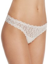 Free People Dreams Do Come True Thong #F731W811A