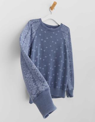 aerie Vintage Crew Sweatshirt