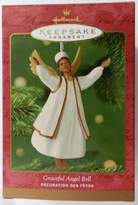 Hallmark Graceful Angel Bell Ornament