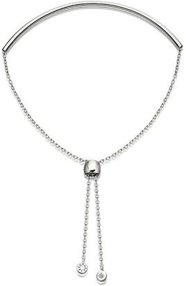 Astley Clarke Cylinder Kula Biography sterling silver bracelet