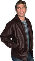 Scully Zip Front Lamb Jacket 243 (Men's)