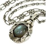 Georg Jensen George Jensen 925 Sterling Silver & Labradorite Pendant Necklace