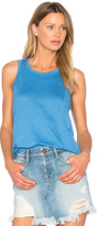 Sen Bennett Tank in Blue. - size 1/S (also in 2/M,3/L)
